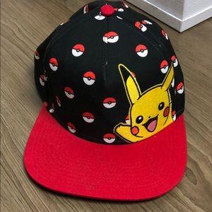 Pokémon Pikachu SnapBack Hat